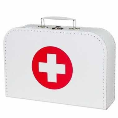 Wit dokterskoffertje